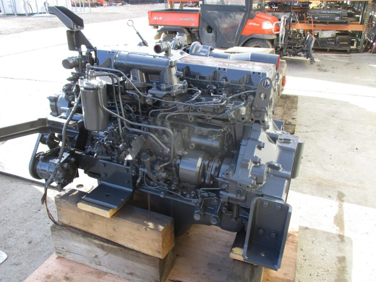 ZX350LL Engine