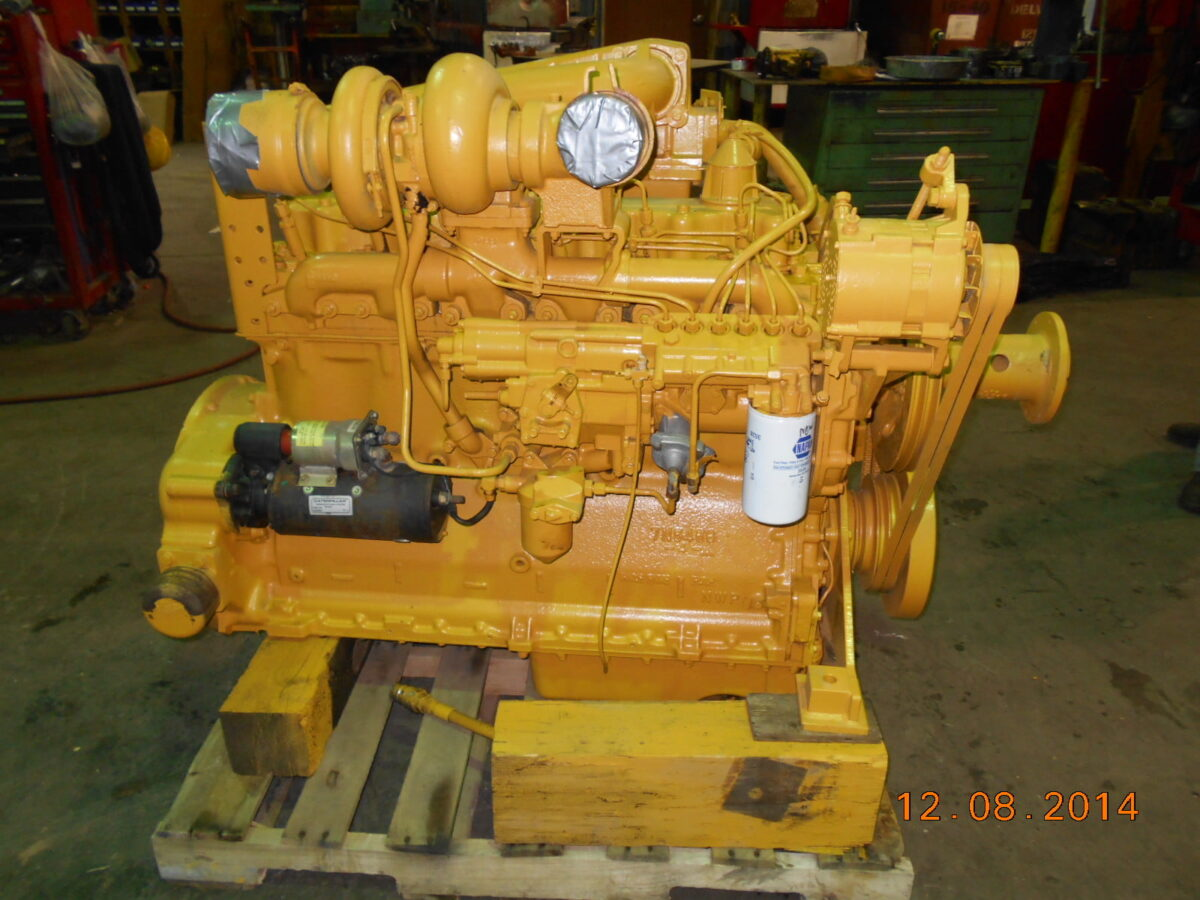 615 CAT 3306 Engine ARR# 7N1141