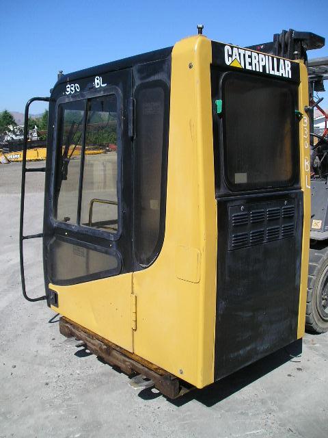 330BL Cab Shell PN-1332179
