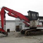 2008 LINKBELT 350LX TL