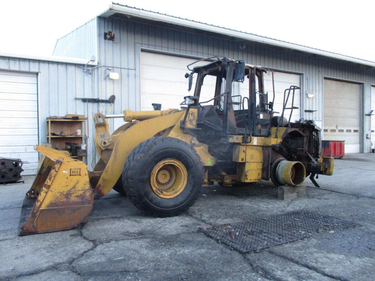 2010 CAT 950H